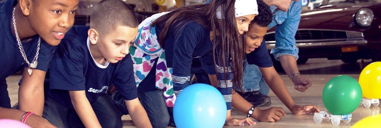 A World In Motion PreK-8 STEM Education Program