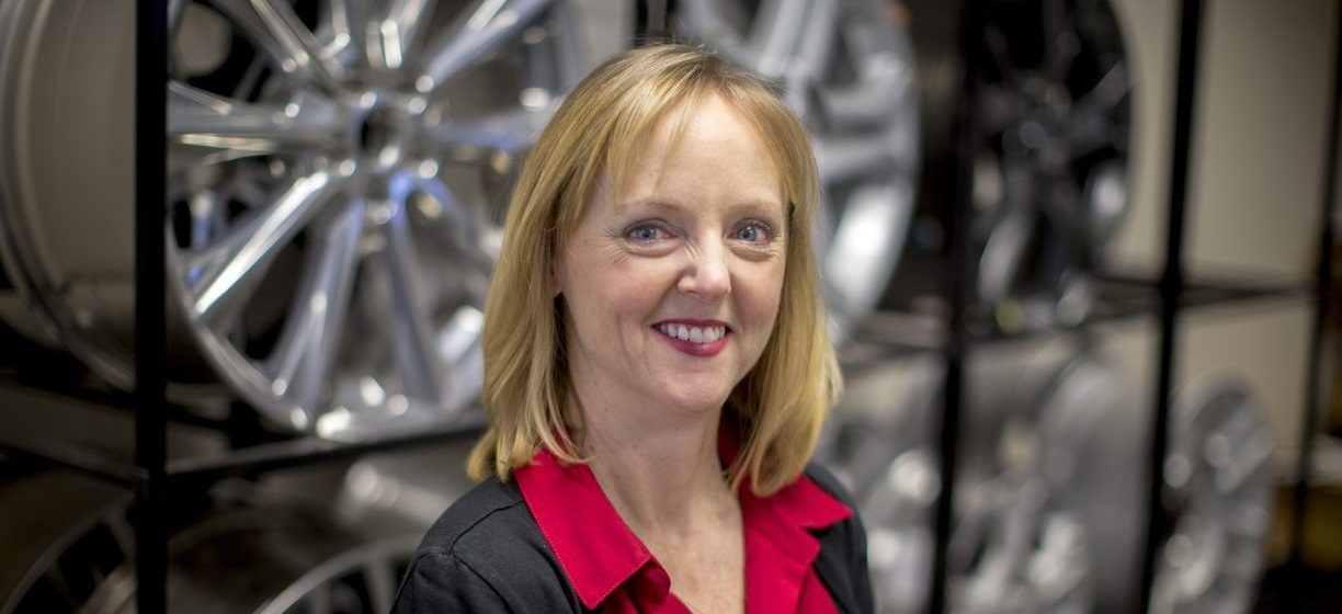 SAE Foundation Recognizes Ford Motor Company's Alison Bazil for Advancing STEM Education and Career Opportunities for Women and Girls