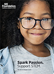 Spark passion. Support STEM.