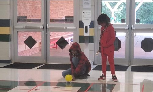 Fifth Graders Compete in AWIM JetToy Challenge